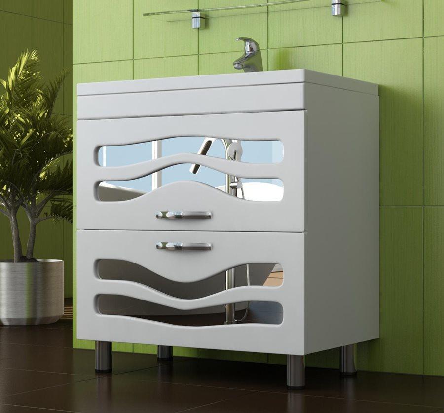 тумба для ванной дизайн идеи