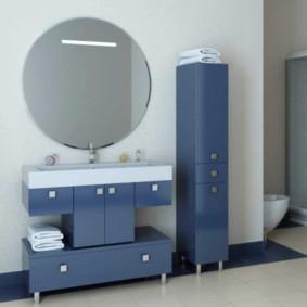 тумба для ванной фото дизайна