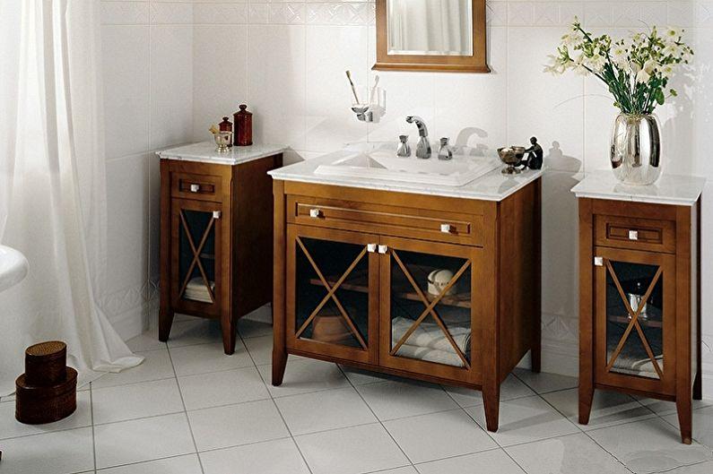 тумба для ванной идеи дизайна