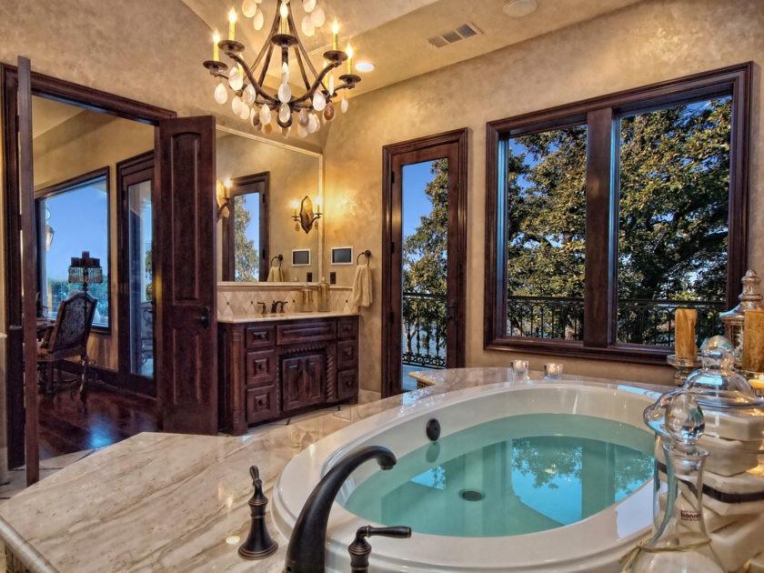 ванная с мебелью премиум класса фото дизайна