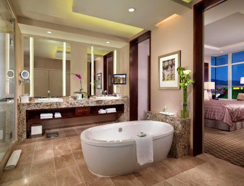 ванная с мебелью премиум класса идеи вариантов