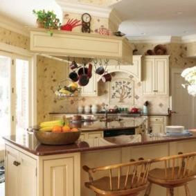 кухня в панельном доме идеи оформление