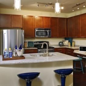 кухня в панельном доме идеи оформления