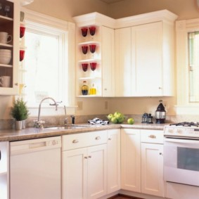 кухня в панельном доме варианты фото