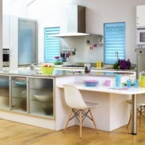 кухня в панельном доме идеи вариантов