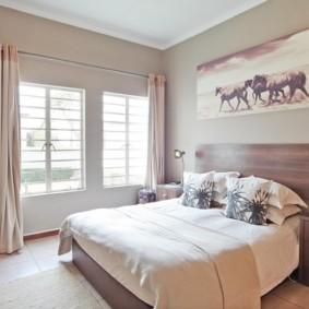 спальня 14 кв метров идеи дизайна