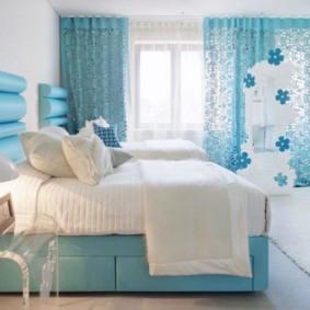 спальня 15 кв метров декор