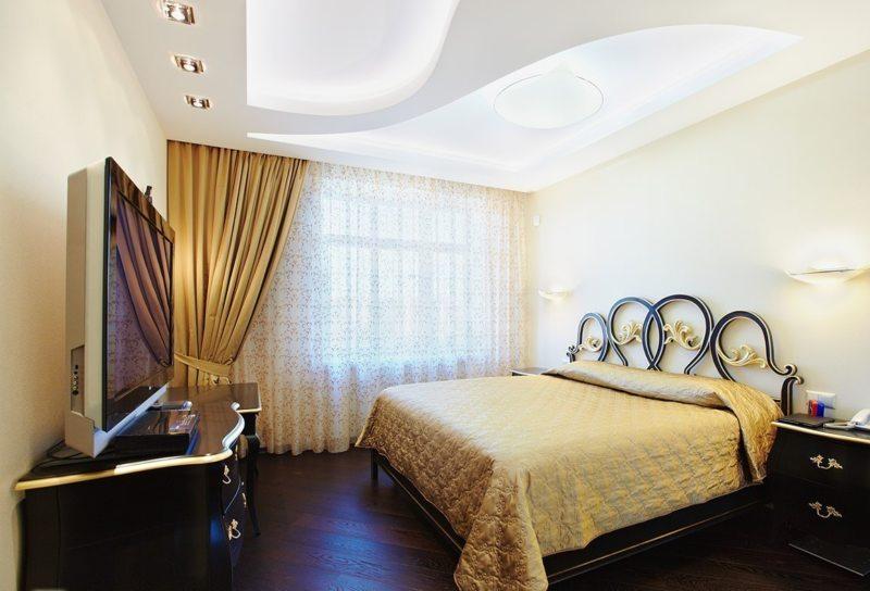 спальня 15 кв метров дизайн