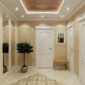 дизайн коридора фото варианты