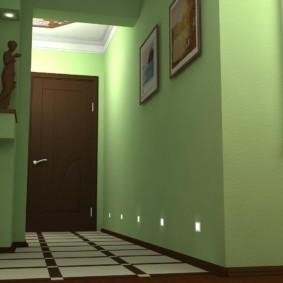 дизайн коридора виды идеи