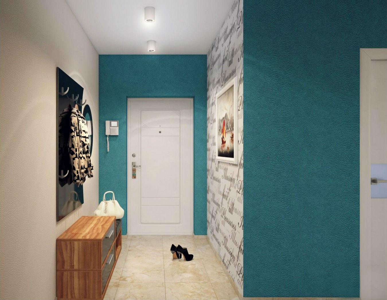 дизайн коридора в квартире идеи интерьера