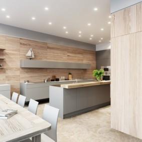 современная кухня 2019 идеи оформление