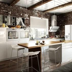 современная кухня 2019 варианты фото