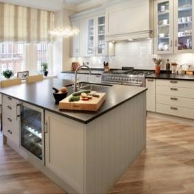 современная кухня 2019 фото варианты
