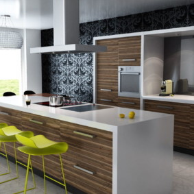 современная кухня 2019 варианты идеи