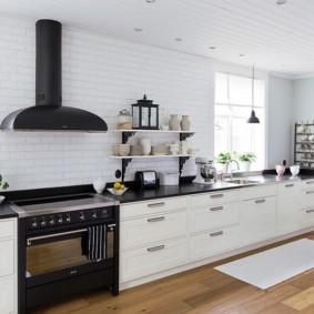 современная кухня 2019 фото виды
