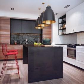современная кухня 2019 фото видов