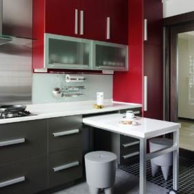 кухня в панельном доме идеи дизайн