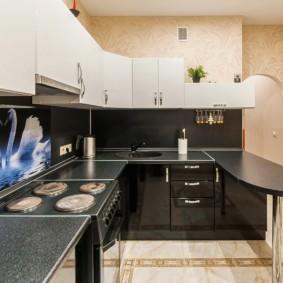 кухня в панельном доме идеи дизайна