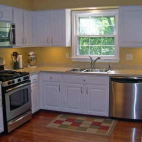 кухня в панельном доме идеи декор