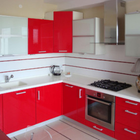 кухня в панельном доме идеи декора