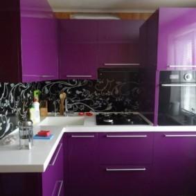 кухня в панельном доме идеи интерьер