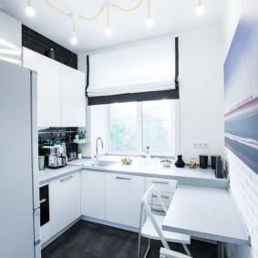 кухня в панельном доме идеи интерьера