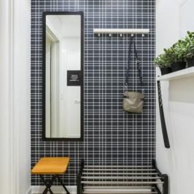 дизайн обоев для узкого коридора варианты идеи