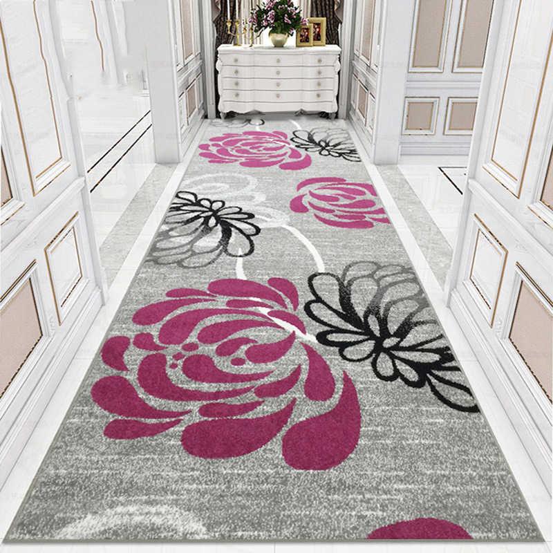 пол в коридоре ковровая дорожка