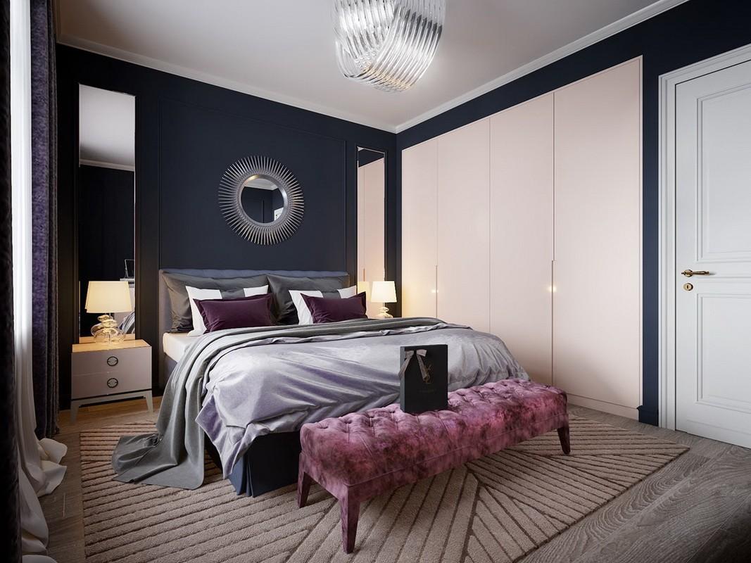 спальня 14 кв метров идеи фото