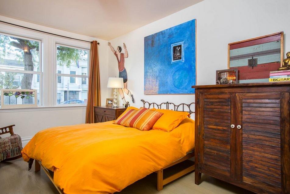 спальня 14 кв метров в стиле китч