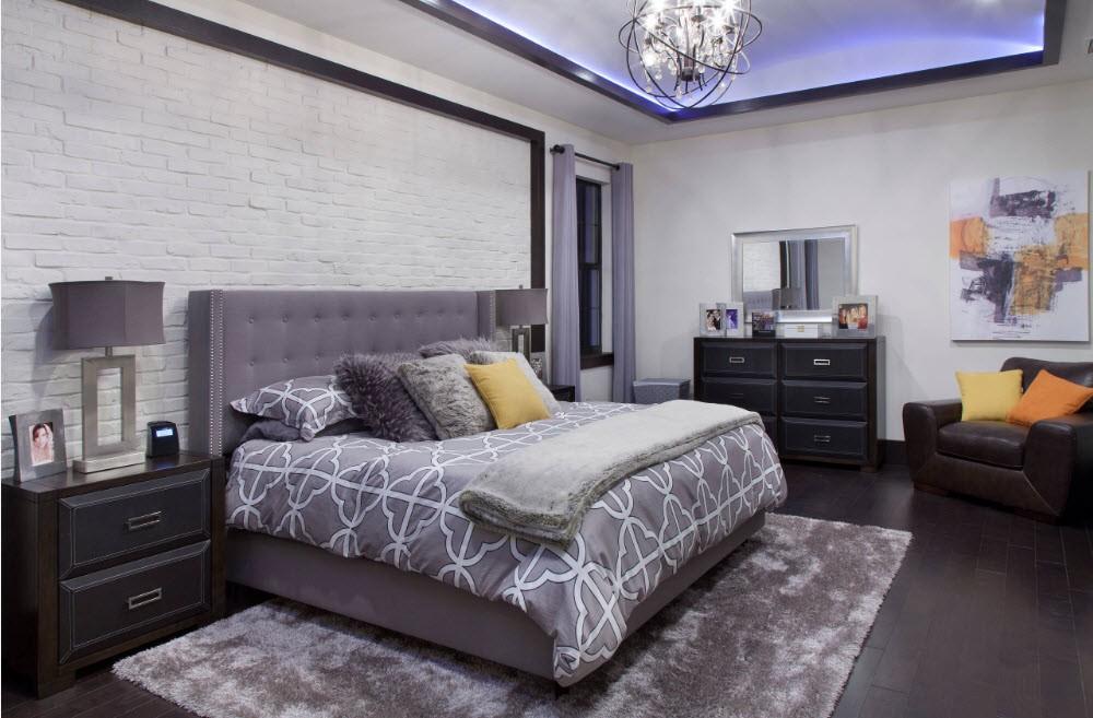 спальня 16 кв метров мебель