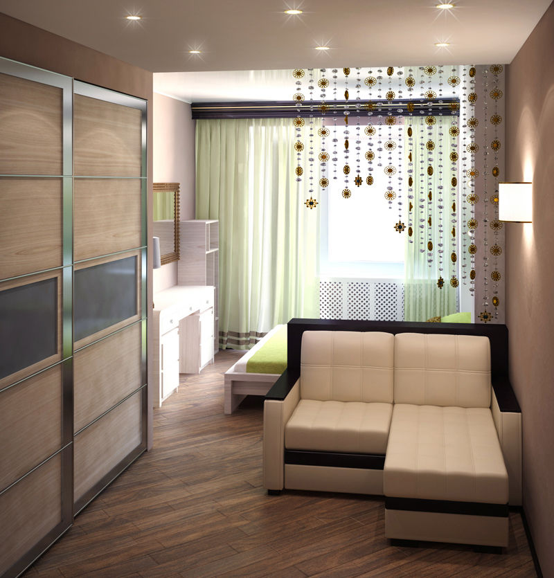 ремонт квартир гостиная спальня фото знают дорогу