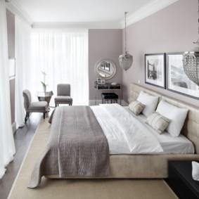 спальня 16 кв метров дизайн фото