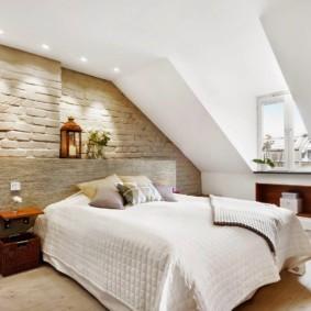 современная спальня в светлых тонах идеи виды