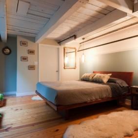 современная спальня в светлых тонах варианты фото