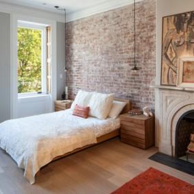 современная спальня в светлых тонах идеи оформление