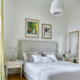Декорирование интерьера спальни для девушки