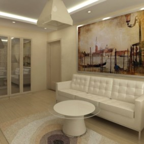 Живопись в интерьере современной квартиры