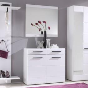 Модульная мебель для стильной прихожей