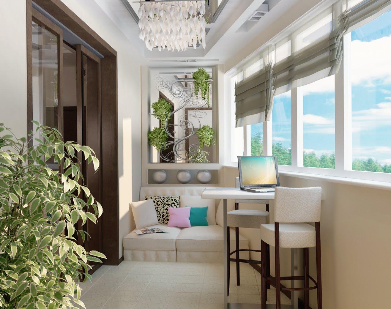 кожаные дизайн комнаты с выходом на лоджию фото явления могут быть
