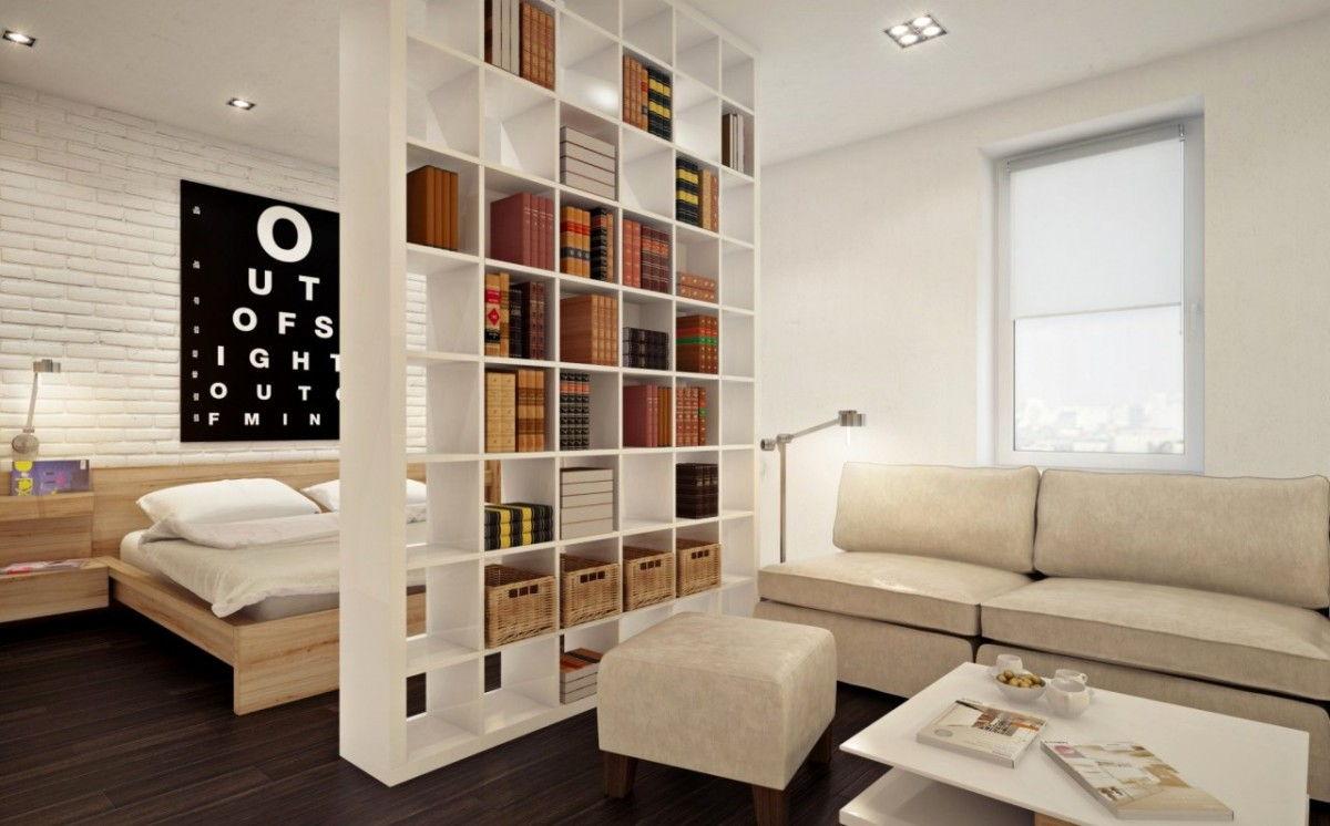 гостиная спальня площадью 20 кв м интерьер