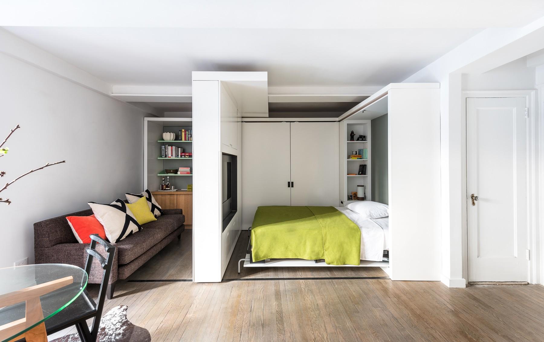 гостиная спальня площадью 20 кв м дизайн