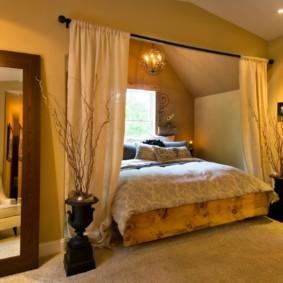 гостиная спальня площадью 20 кв м фото