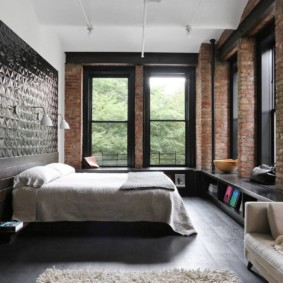 гостиная спальня площадью 20 кв м фото интерьера