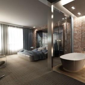 гостиная спальня площадью 20 кв м фото варианты