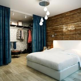 гостиная спальня площадью 20 кв м идеи варианты
