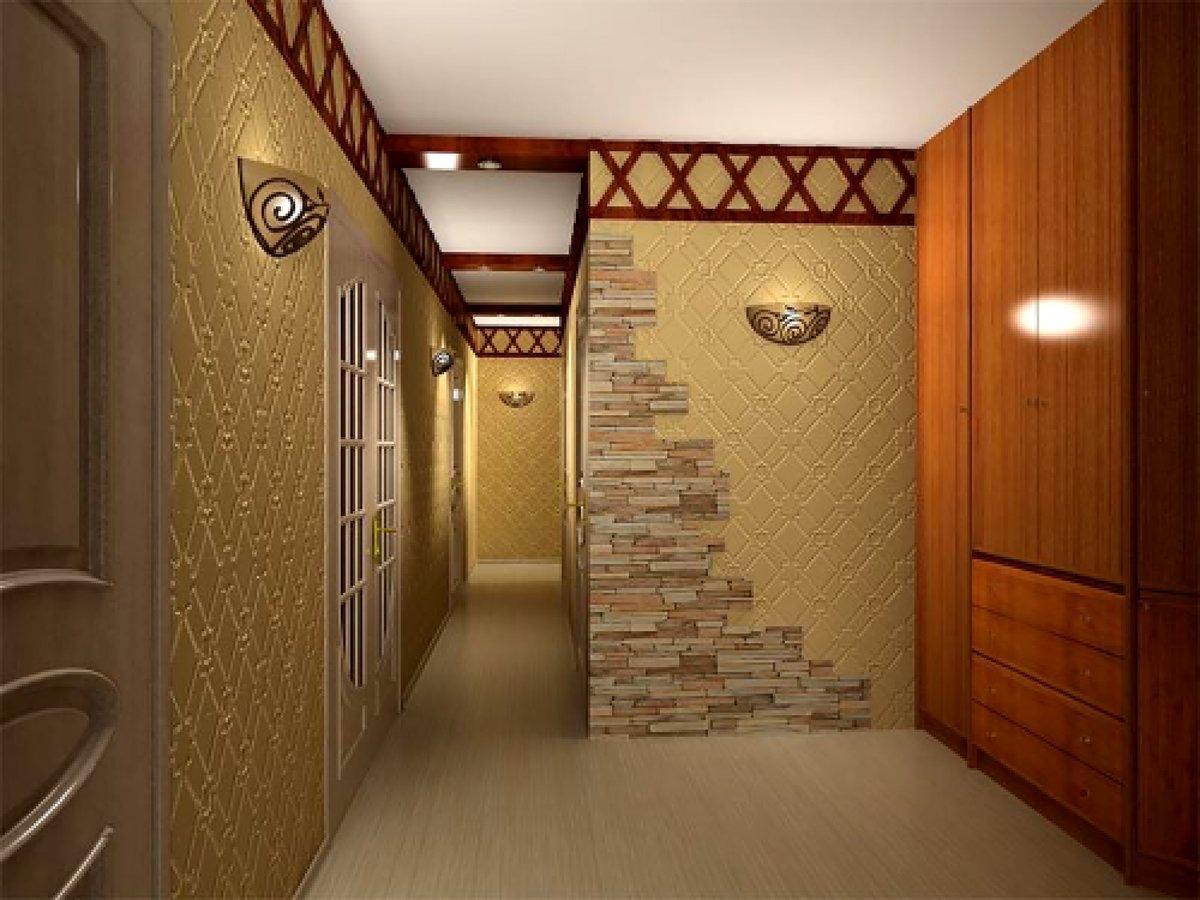 ремонт квартиры фотогалерея коридор своими руками этом этапе