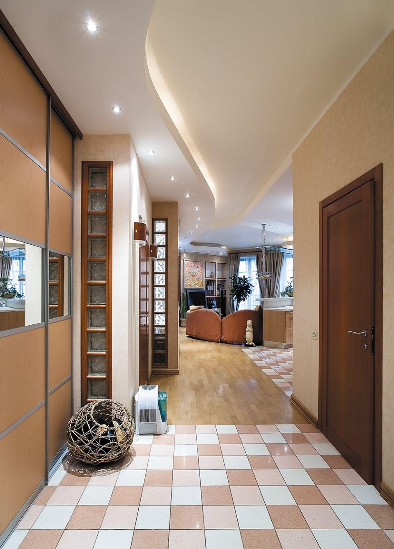 это счастье конструкции из гипсокартона в коридоре фото маленький, олько пророс