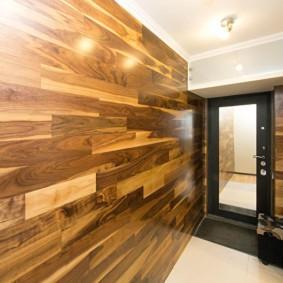 коридор с потолком из гипсокартона идеи декора